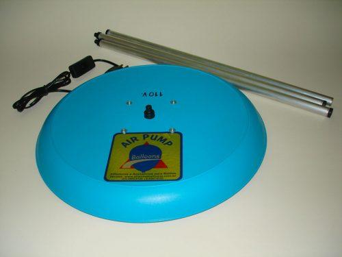 Base giratória para balões