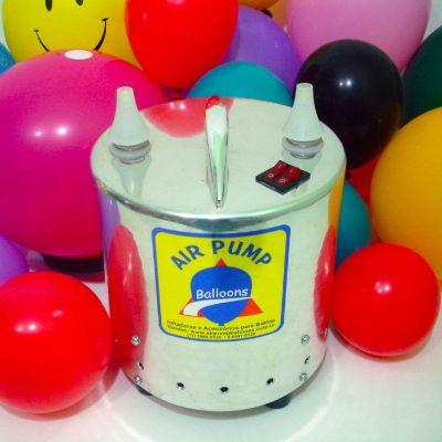 Inflador de Balões - Maxi Turbo 2 Bicos