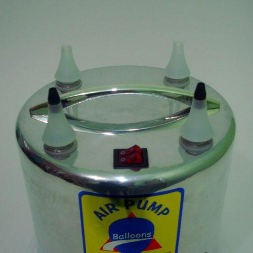 Inflador de Balões - Maxi Turbo 4 Bicos