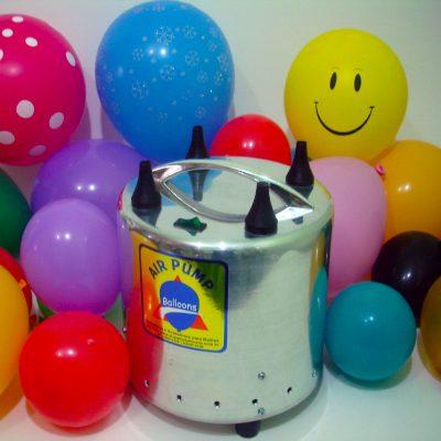 Inflador de balões - Twister 4 bicos