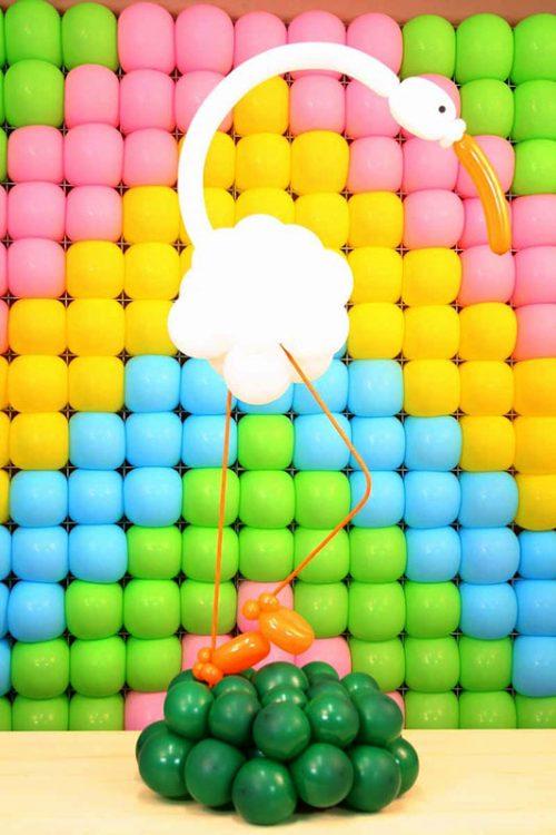 Base MDF para Balões