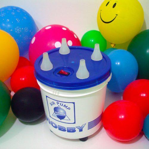 Inflador de Balões Hobby 4 Bicos