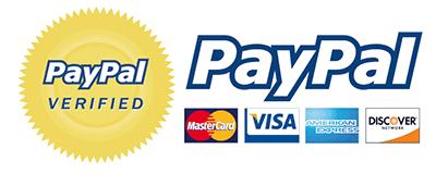 Pague com o PayPal